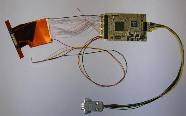 Рис.2 Контроллер с